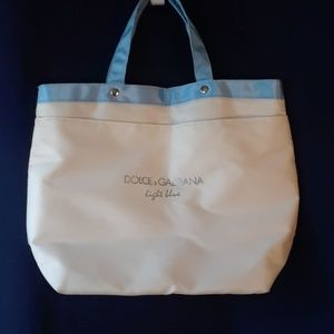 Dolce & Gabbana beach bag